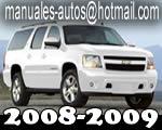 Manual de Taller y Mecanica Chevrolet Suburban 2008 2009