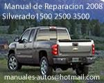 2008 Silverado 1500 – Manual de Reparacion y Mecanica