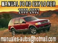 Manual De Mecanica Ford Explorer 2000 2001 2002