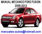 Manual De Mecanica y Servicio Ford Fusion 2006 2007 2008