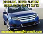 Manual De Mecanica Taller Ford Fusion 2009 2010 2011 2012
