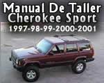 Manual De Mecanica y Taller Cherokee Sport 1997 1998 1999 2000 2001