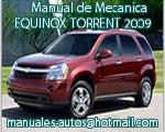 2009 Chevrolet Equinox – Manual de Reparacion y Servicio