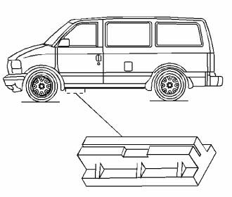 chevrolet astro van 1998 1999 2000 manual de reparacion y