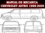 Chevrolet Astro Van 2005 Manual De Reparacion y Taller