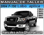 Manual De Mecanica y Mantenimiento Ford Lobo 2006 2007