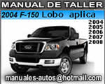 Manual De Mecanica y Mantenimiento Ford Lobo 2006 2007