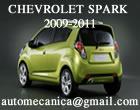 Chevrolet Spark 2009 2010 Manual De Reparacion Mecanica y Taller