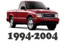 Manual De Reparacion Mecánica De Chevrolet Sonoma Gmc 1994 1995 1996