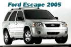 Ford Escape 2005 Manual de Reparacion Mecanica