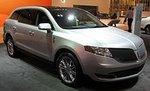 Ford Lincoln MKT Town Car 2013 Manual De Reparación Mecánica Panel De Control