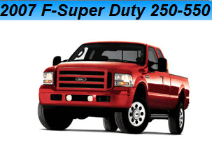 Ford f450 f550 2007 Manual De Mecanica y Reparacion Taller