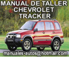 Chevrolet Tracker 2002 2003 Manual De Reparacion Mecanica