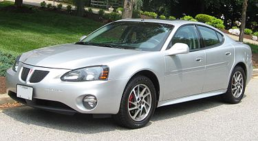 Pontiac Grand Prix 2004 2005 Manual de Reparacion