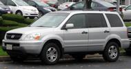 Honda Pilot 2003-2008 Manual De Reparacion Taller