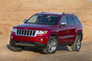Jeep Grand Cherokee 2011 2012 2013 Manual de Reparación Mecanica